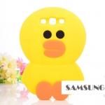 Case Samsung Galaxy A7 ซิลิโคน TPU 3 มิติ การ์ตูนสุดฮิต ราคาถูก-B-