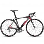 จักรยานเสือหมอบเฟรมคาร์บอน TRINX TORNADO1.0 22สปีด Ultegra di2 ตะเกียบคาร์บอน Vision Team30 2017