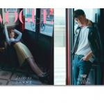 นิตยสาร #VOGUE 2018.08 D Type (#EXO : #SEHUN) *Poster gift สำเนา