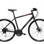 จักรยานไฮบริด TREK FX3 DISC,27สปีด เฟรมอลู 2018