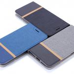 เคส Sony Xperia L1 แบบฝาพับทูโทนสวยงามมาก ราคาถูก