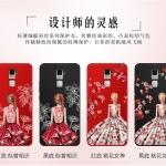 เคส OPPO R7 Plus ซิลิโคนลายผู้หญิง พร้อมสายคล้องมือสวยงามมาก ราคาถูก (แหวนแล้วแต่ร้านจีนแถมหรือไม่)