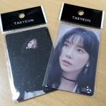 [#Taeyeon] บัตร T-Money CASHBEE (แรนด้อมลาย)