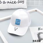 หมวก สีขาว แพ็ค 5ใบ ไซส์รอบศรีษะ 54cm