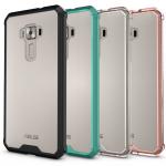 เคส Asus Zenfone 3 (5.5 นิ้ว ZE552KL) พลาสติกโปร่งใส Crystal Clear ขอบปกป้องสวยงาม ราคาถูก