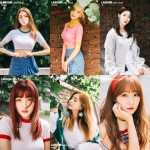 Laboum - LOVE SIGN (1st Mini Album) + Poster