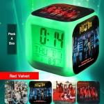 นาฬิกาปลุกลูกเต๋า Red Velvet - Peek-A-Boo
