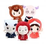 ตุ๊กตาซนโอกงและพ้องเพื่อน (แฟนเมด) จากซีรี่ย์ A Korean Odyssey (Hwayugi)