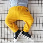 กางเกง สีเหลือง แพ็ค 6 ชุด ไซส์ 66-73-80-80-90-90