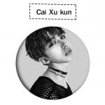 เข็มกลัด Cai Xu Kun - Idol Producer