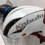 หมวกจักรยาน KABUTO AERO-R1 HELMET 2018
