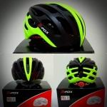 หมวกจักรยานมีแว่น X-FOX Aero TT Helmet,XF66