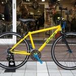 จักรยานไฮบริด FUJI PALETTE ,24สปีด เฟรมอลู 700C 2016 Sale !!!!