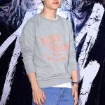 เสื้อแฟชั่นแขนยาว EXO D.O 2014 สีเทา