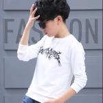เสื้อ สีขาว แพ็ค 5 ชุด ไซส์ 120-130-140-150-160-170 (เลือกไซส์ได้)