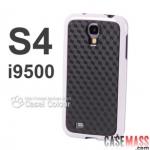 เคส S4 Case Samsung Galaxy S4 i9500 เคสซิลิโคน TPU นิ่มๆ ด้านหลังเป็นลายเคฟล่าสวยๆ แนวๆ soft silicone cover to protect housing