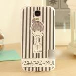 เคส S4 Case Samsung Galaxy S4 i9500 เคสพลาสติกบาง น้ำหนักเบา ลายการ์ตูนน่ารักๆ ลายหวานๆ สวยๆ