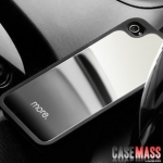 case iphone 4s 4 ด้านหลังเคสเป็นโลหะกระจกเงาเท่ๆ