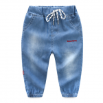 กางเกง สีน้ำเงินเข้ม แพ็ค 5 ชุด ไซส์ 100-110-120-130-140