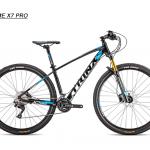 จักรยานเสือภูเขา TRINX X7 PRO 29ER 20สปีด เฟรมอลู 2018 (ไซส์ 16นิ้ว)