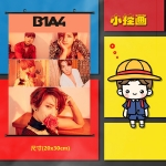 โปสเตอร์แขวนผนัง B1A4