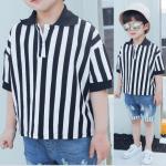 เสื้อ (ไซส์เล็ก) แพ็ค 3 ชุด ไซส์ 90-100-110 (เลือกไซส์ได้)