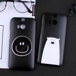 เคส HTC One M8 พลาสติกสกรีนลายน่ารักๆ เท่ หลายแนว ราคาถูก