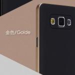 เคส Samsung Galaxy A5 เขอบเคส + ซิลิโคน สีดำเข้มขรึม สวย เงางามมากๆ ราคาถูก