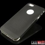 case iphone 5 เคสไอโฟน5 เคสโลหะสานลายตาข่ายกันลอยนิ้วมือบางเฉียบสวยมาก