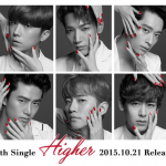 (Pre) (Imported Direct From Japan) (CD) 2PM - 10th Japan Single Album / HIGHER A Ver.
