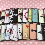 case iphone 5 เคสไอโฟน5 เคสพิมพ์ลายการ์ตูนแนวๆ น่ารักๆ หลายแบบ แบบจับคู่ผู้ชาย-ผู้หญิงก็มี สวยๆทั้งนั้น มีหลายแบบให้เลือก The Japanese Harajuku iPhone5 bow