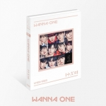 อัลบั้ม #WANNA ONE - Special Album [1÷χ=1 (UNDIVIDED) WANNA ONE VER.