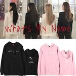 เสื้อฮู้ด (Hoodie) T-ara - What's My Name