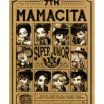 โปสเตอร์แขวนผนัง SJ - MAMACITA