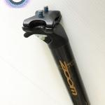 หลักอานอัลลอยด์ ZOOM BICYCLE SEATPOST ,SP-218/ISO/ACF-M ขนาด 27.2,ยาว 350มม.