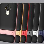 เคส Huawei Mate 9 พลาสติก TPU + PC สามารถกางออกมาตั้งได้ สวยงามมาก ราคาถูก
