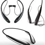 หูฟัง Sport Bluetooth HBS-800 (Model LG) สำหรับนักธุรกิจที่นิยมปั่นจักรยาน