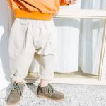กางเกง สีขาว แพ็ค 5 ชุด ไซส์ 80-90-100-110-120