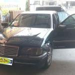 พรมปูพื้นรถเข้ารูป Benz C240 W202