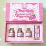 Strawberry Set By Snowwhite