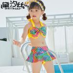 ชุดว่ายน้ำ สีเหลือง แพ็ค 5 ชุด ไซส์ XS-S-M-L-XL