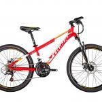 จักรยานเสือภูเขา Trinx M114 Tล้อ 24 นิ้ว เกียร์ 21 สปีด เฟรมอลูมิเนียม 2018