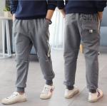 กางเกง สีเทา แพ็ค 5 ชุด ไซส์ 120-130-140-150-160 (เลือกไซส์ได้)