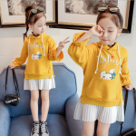 เสื้อ สีเหลือง แพ็ค 5ชุด ไซส์ 100-110-120-130-140