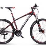 จักรยานเสือภูเขา TWITTER ,TW7500 เฟรมอลู ซ่อนสาย 27 สปีด ล้อ27.5 Bearing 2017