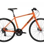 จักรยานไฮบริด HARO RIVON เฟรมอลู 27สปีด ดิสน้ำมัน 2017 (394CM)