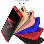 เคส Huawei Honor View 10 พลาสติกประกอบหัว+ท้าย สวยงามมาก ราคาถูก (ไม่รวมฟิล์ม)