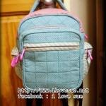 กระเป๋าเป้โทนพาสเทล - สั่งทำ