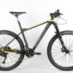 จักรยานเสือภูเขา TWITTER STRIKER เฟรมคาร์บอน ซ่อนสาย 22สปีด XT,ล้อ 27.5 ปี 2018