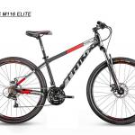จักรยานเสือภูเขา TRINX M116N เฟรมอลู 21 สปีด ล้อ27.5 นิ้ว ปี 2018